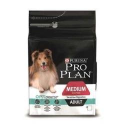 Pro Plan Digestion Yetişkin Kuzulu Kuru Köpek Maması 3 Kg. - Thumbnail