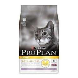 Pro Plan - Pro Plan Light Hindili Tavuklu Düşük Kalorili Yetişkin Kedi Maması 3 Kg.