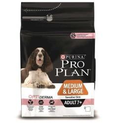 Pro Plan Somonlu Hassas Yaşlı Kuru Köpek Maması 14 Kg. - Thumbnail