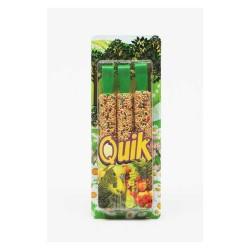 Quik - Quik Meyveli Muhabbet Kuşu Krakeri 3 Lü (1)