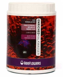 Reeflowers - Reeflowers Enriched Kalkwasser Akvaryum Toz Kalsiyum 1000 Ml