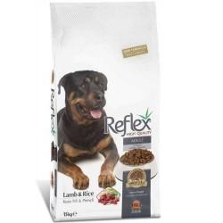 Reflex - Reflex Kuzulu Yetişkin Kuru Köpek Maması 15 Kg.