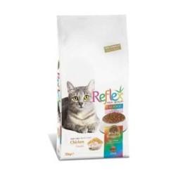 Reflex - Reflex Multi Color Yetişkin Kuru Kedi Maması 15 Kg.