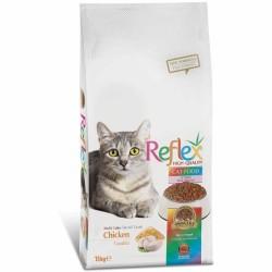 Reflex - Reflex Multi Color Yetişkin Kuru Kedi Maması 15 Kg. (1)