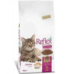 Reflex - Reflex Yetişkin Kuru Kedi Maması 15 Kg. (1)