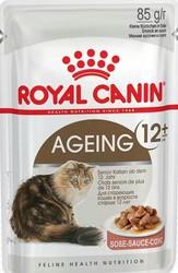 Royal Canın - Royal Canin Gravy Ageing + 12 85 Gr. (1)