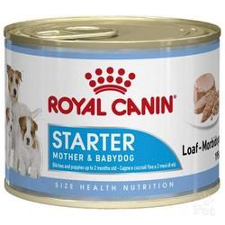 Royal Canın - Royal Canin Starter Mousse Yavru Köpek Konservesi 195 Gr.