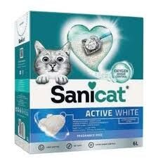 SANICAT - Sanıcat Actıve Whıte 10L