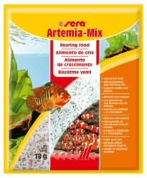 Sera - Sera Artemia Mix 18 Gr