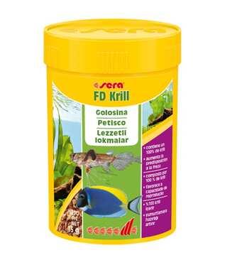 Sera - Sera Fd Krill Yüksek Protein Yem 100 Ml