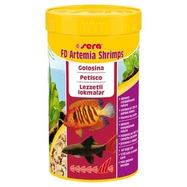 Sera - Sera Fd Shrimp ( Artemia ) 250 Ml