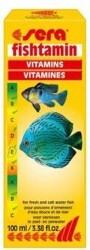 Sera - Sera Fishtamin 100 Ml (1)