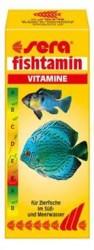 Sera - Sera Fishtamin 15 Ml