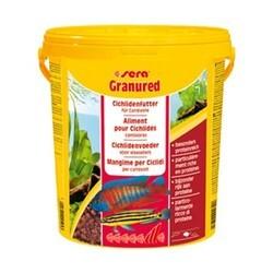 Sera - Sera Granured Yüksek Proteinli Balık Yemi 10 Litre / 5.4 Kg (1)