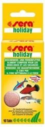 Sera - Sera Holiday Tatil Balık Yemi 10 Tablet