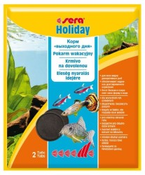 Sera - Sera Holiday Tatil Balık Yemi 2 Tablet (1)