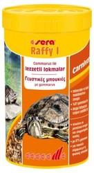 Sera - Sera Raffy I (Gammarus) Kaplumbağa Yemi 250 Ml (1)