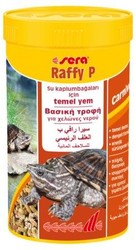 Sera - Sera Raffy P ( Stick ) Kaplumbağa Yemi 250 Ml