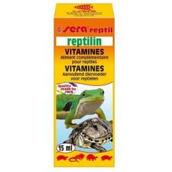 Sera - Sera Reptilin Kaplumbağa Ve Sürüngen Vitamini 15 Ml (1)