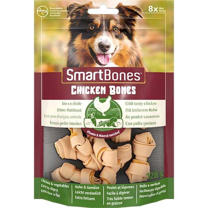 Smartbones - SMARTBONES CHK.MINI 8PC 28XP