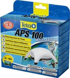 Tetra - Tetra Aps 100 Akvaryum Hava Motoru - Beyaz