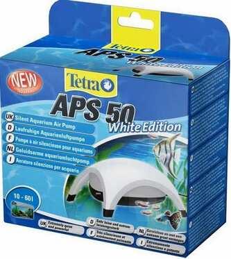 Tetra - Tetra Aps 50 Akvaryum Hava Motoru - Beyaz