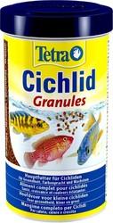 Tetra - Tetra Cichlid Granules Balık Yemi 500 Ml 225 Gr (1)