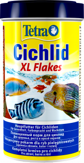 Tetra - Tetra Cichlid Xl Flakes 500 Ml / 80 Gr