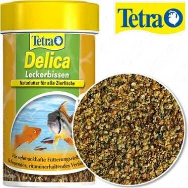Tetra - Tetra Delica Daphnia 100 Ml / 14Gr