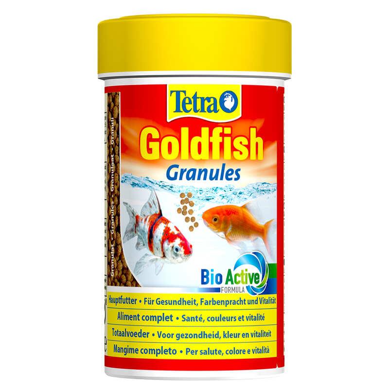 Tetra - Tetra Goldfish Granules 100 Ml / 20 Gr.