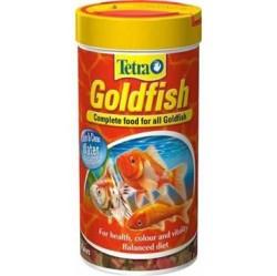 Tetra - Tetra Goldfish Japon Balığı Yemi 1 Litre