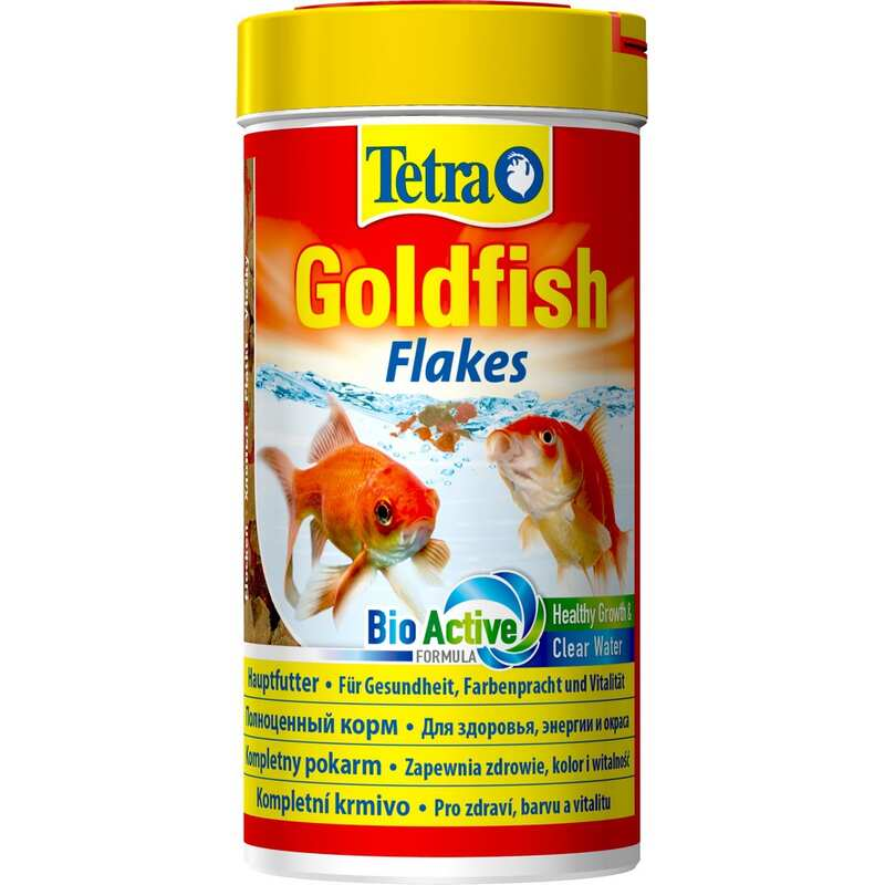Tetra - Tetra Goldfish Japon Balığı Yemi 250 Ml