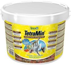 Tetra - Tetra Min Flakes Balık Pul Yemi 10 Litre (1)