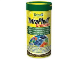 Tetra - Tetra Phyll Granules Bitkisel Balık Yemi 250 Ml