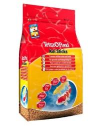 Tetra - Tetra Pond Koi Sticks Havuz Balığı Yemi Kırmızı 15 Litre