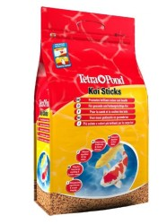 Tetra - Tetra Pond Koi Sticks Havuz Balığı Yemi Kırmızı 15 Litre (1)