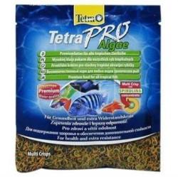 Tetra - Tetra Pro Algae Balık Yemi 12 Gr