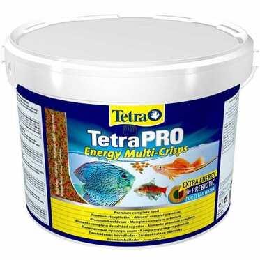 Tetra - Tetra Pro Energy Crisps 10 Litre 2100 Gr