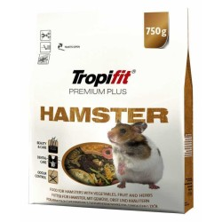 Tropifit - Tropifit Premium Plus Hamster Yemi 750 Gr (1)