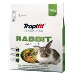 Tropifit - Tropifit Premium Plus Tavşan Yemi 750 Gr