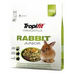 Tropifit - Tropifit Premium Plus Yavru Tavşan Yemi 750 Gr