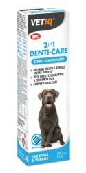 VetIQ - Vetıq 2 İn 1 Denti-Care Köpek İçin Yenilebilir Diş Bakımı Macunu 70 Gr