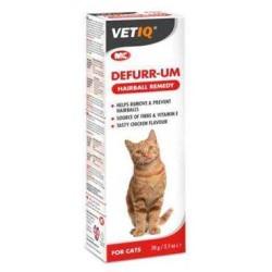 VetIQ - Vetıq Defurr-Um - Tüğ Yumağı Tedavisi 70 Gr