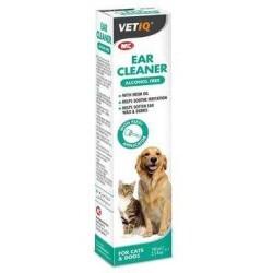 VetIQ - Vetıq Ear Cleaner Alkolsüz Kulak Temizleyicisi 100 Ml (1)