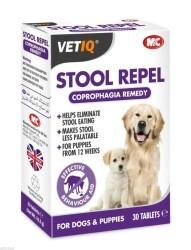 VetIQ - Vetıq Stool Repel Köpek Dışkı Yeme Engelleyici Tablet 30 Tablet (1)