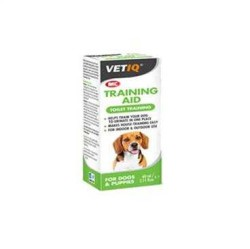 VetIQ - Vetıq Training Aid Köpek Tuvalet Eğitim Damlası 60 Ml
