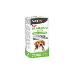 VetIQ - Vetıq Training Aid Köpek Tuvalet Eğitim Damlası 60 Ml (1)